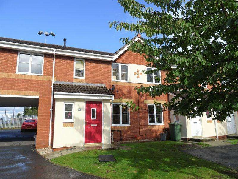 3 Bedrooms Terraced House for sale in Falcon Road, Wrexham