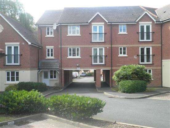 2 Bedrooms Flat for sale in 18 Asbury Court Off Newton Road