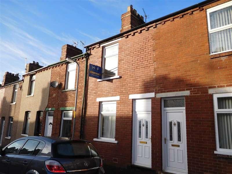 2 Bedrooms Terraced House for sale in Beech Street, BARROW-IN-FURNESS