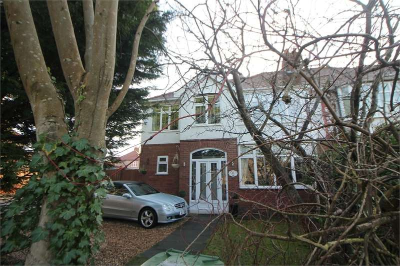 4 Bedrooms Semi Detached House for sale in Moor Lane, Crosby, LIVERPOOL, Merseyside