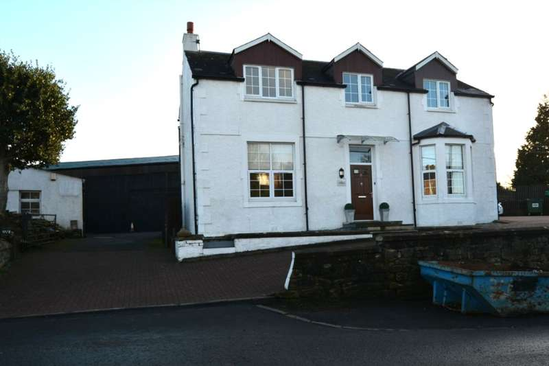 3 Bedrooms Detached House for rent in Mains Road, Linlithgow, EH49