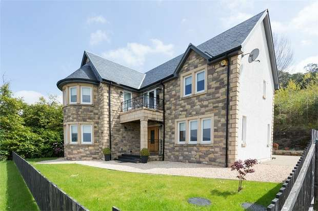 6 Bedrooms Detached House for sale in Strachur, Strachur, Cairndow, Argyll and Bute