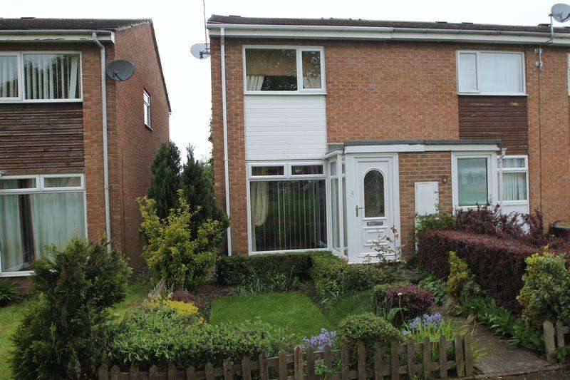 2 Bedrooms Terraced House for sale in Wallington Walk, Billingham