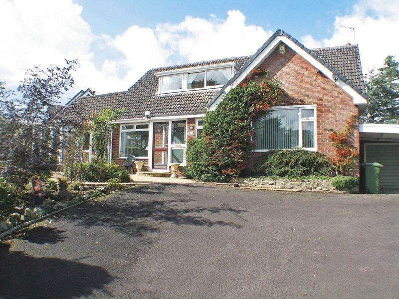 4 Bedrooms Detached Bungalow for sale in Little Poulton Lane, Poulton-Le-Fylde, FY6 7ET