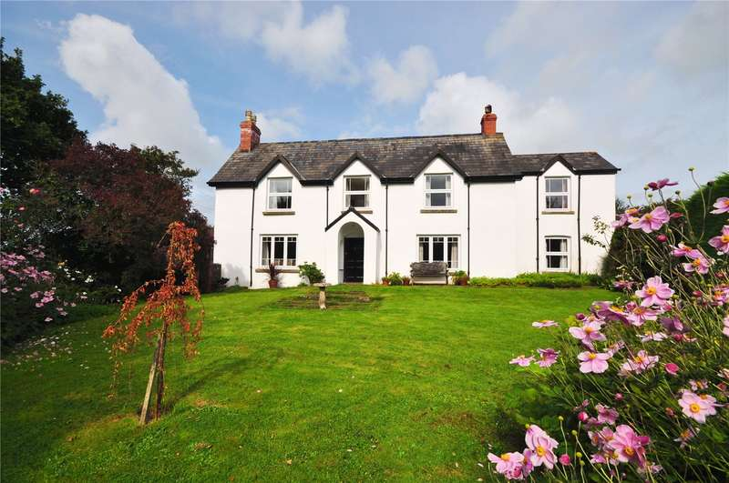 6 Bedrooms House for sale in High Bickington, Umberleigh, Devon, EX37