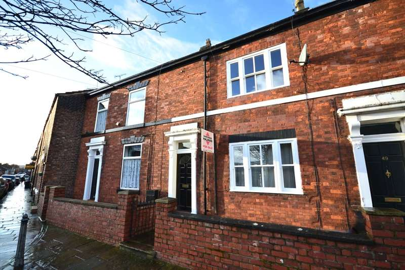 2 Bedrooms Terraced House for sale in High Street, Macclesfield, SK11