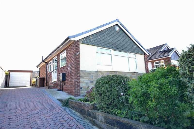 2 Bedrooms Detached Bungalow for sale in Springbank, Garforth, Leeds, West Yorkshire, LS25