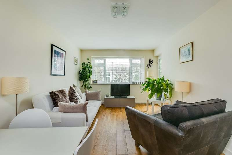 1 Bedroom Apartment Flat for sale in Charles Court, Teddington