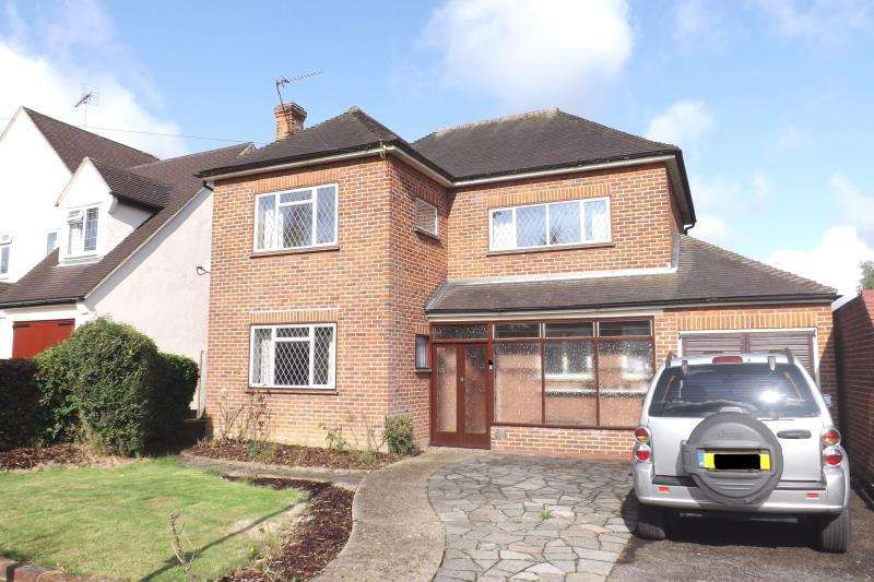 3 Bedrooms Detached House for rent in Sebastian Avenue, Shenfield, CM15 8PP