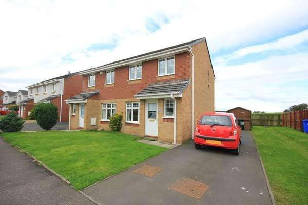 3 Bedrooms Semi-detached Villa House for sale in 17 Dalwhinnie Crescent, Kilmarnock, KA3 1QS