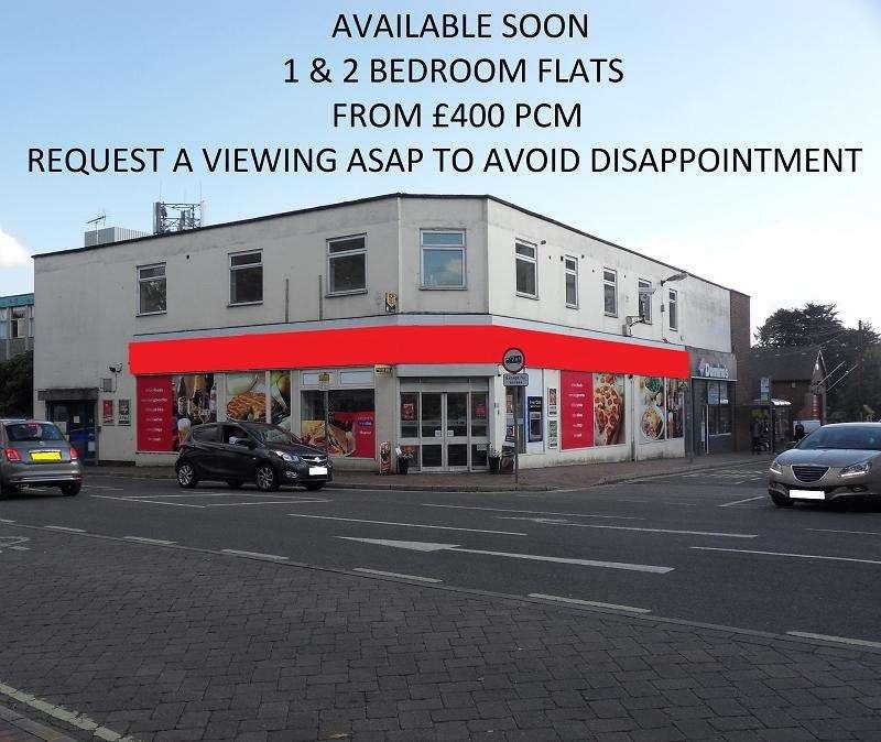 1 Bedroom Flat for rent in 38 Market Place, Heanor, Derbyshire. DE75 7EG