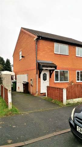 2 Bedrooms Semi Detached House for rent in A Stylish 2 Bedroom Semi-Detached House on Bickley Road in Bilston, WV14 7AT