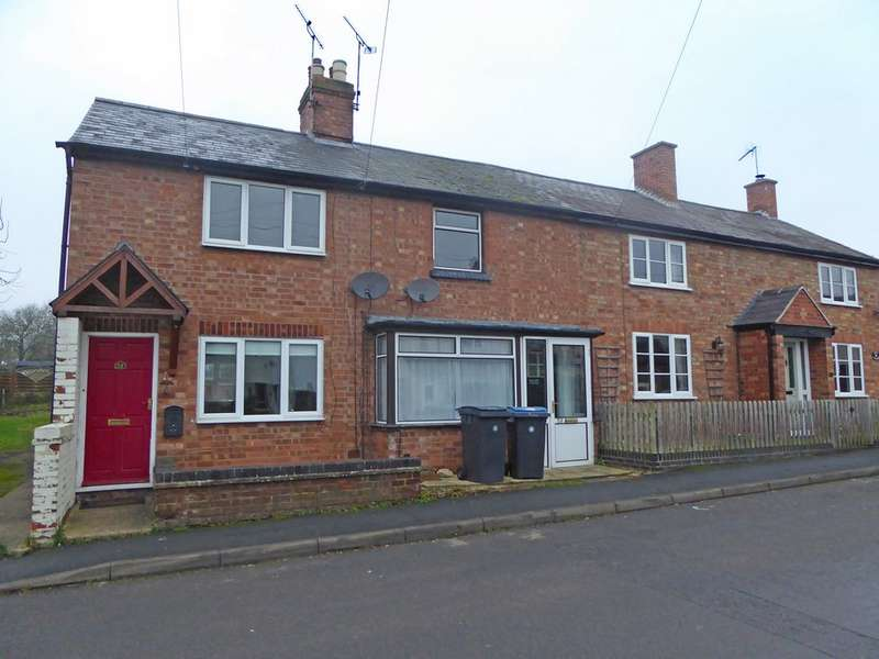 2 Bedrooms Terraced House for rent in Poplar Road, Bishops Itchington