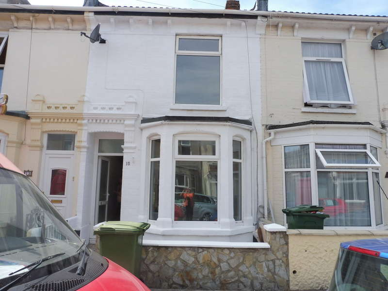 3 Bedrooms Terraced House for rent in Bosham Road, Copnor