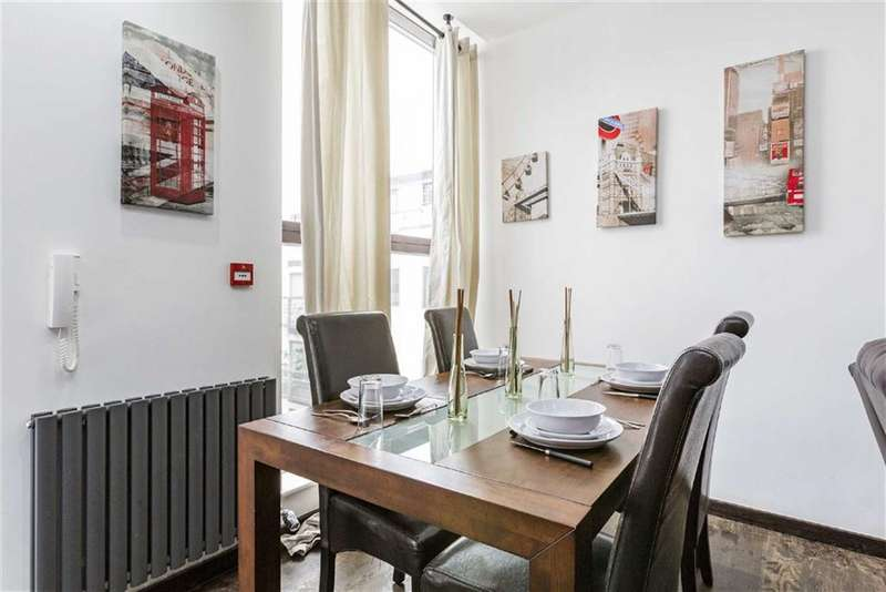 2 Bedrooms Penthouse Flat for sale in Houghton Square, London
