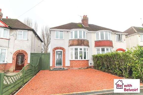 3 Bedrooms Semi Detached House for sale in Willow Avenue, Wolverhampton