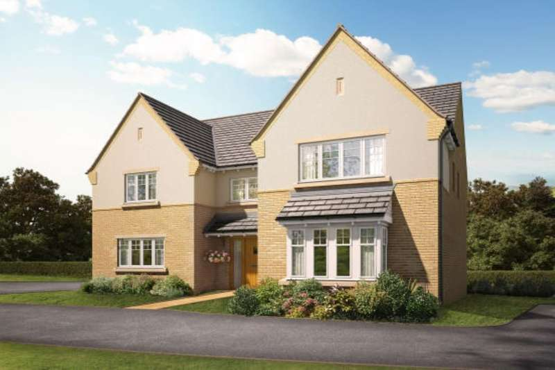 5 Bedrooms Detached House for sale in The Hollies, Gnosall, Stafford, ST20