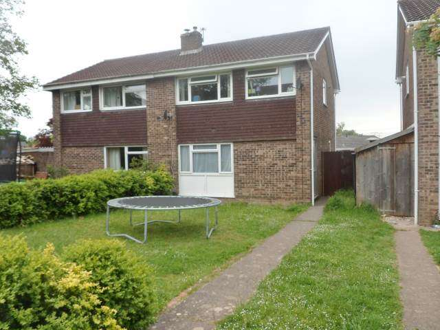 3 Bedrooms Semi Detached House for rent in Finch Road, Yate, Bristol