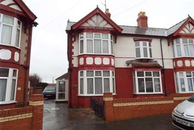 4 Bedrooms House for rent in North Avenue, Rhyl
