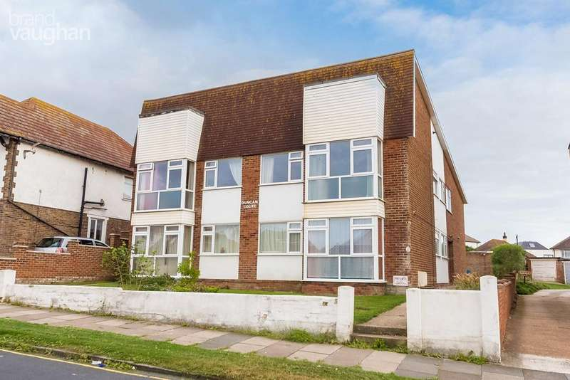 1 Bedroom Flat for sale in Chichester Drive East, Saltdean, Brighton, BN2