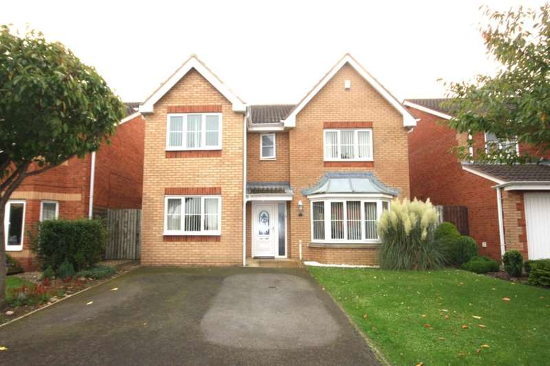 5 Bedrooms Detached House for sale in Allerston Way, Guisborough, TS14