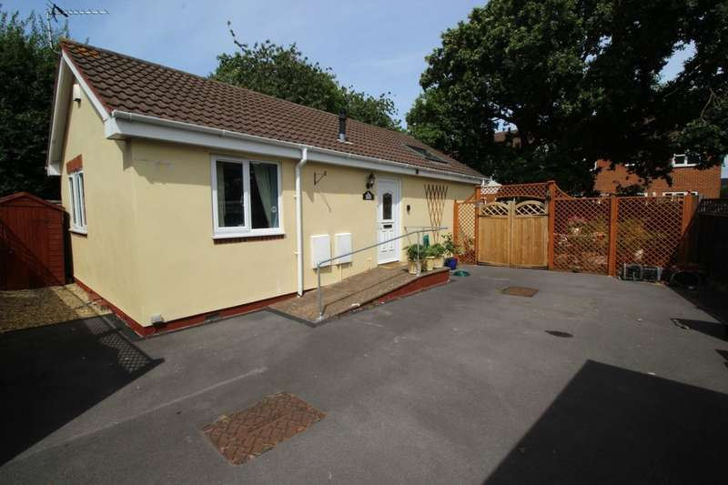 2 Bedrooms Detached Bungalow for sale in Bryant Gardens, Clevedon, BS21