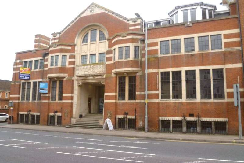 2 Bedrooms Flat for sale in Surman Street, Worcester, WR1