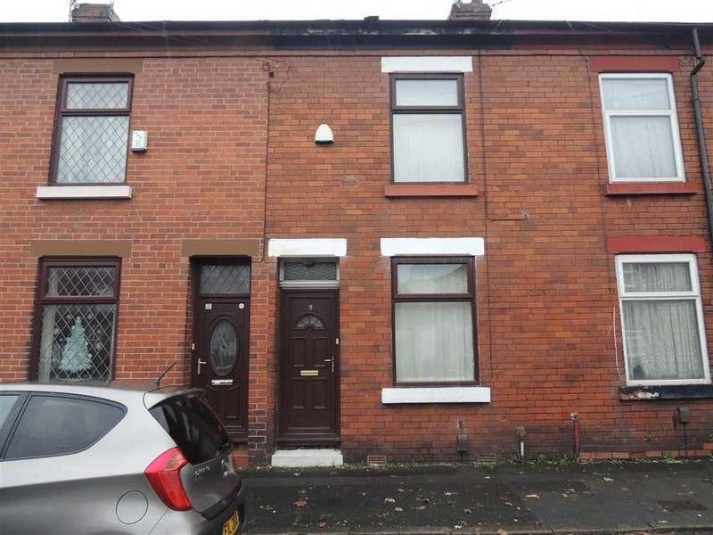 2 Bedrooms Terraced House for rent in Belgrave Street, Denton, Manchester