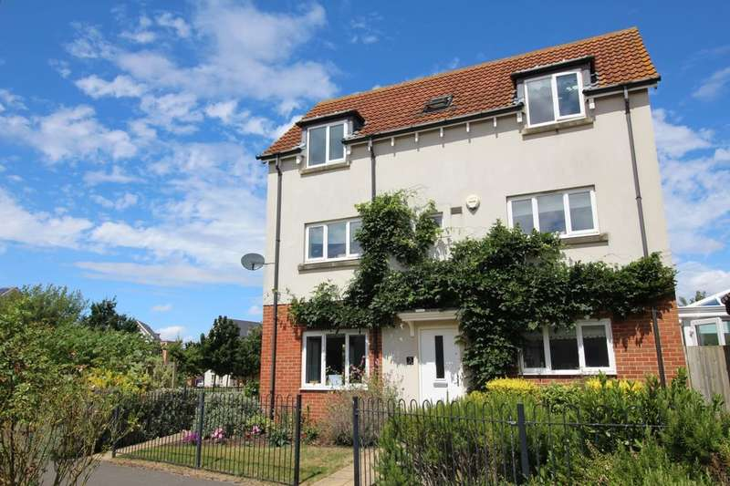 5 Bedrooms Semi Detached House for sale in Fennel Road, Portishead, Bristol, BS20