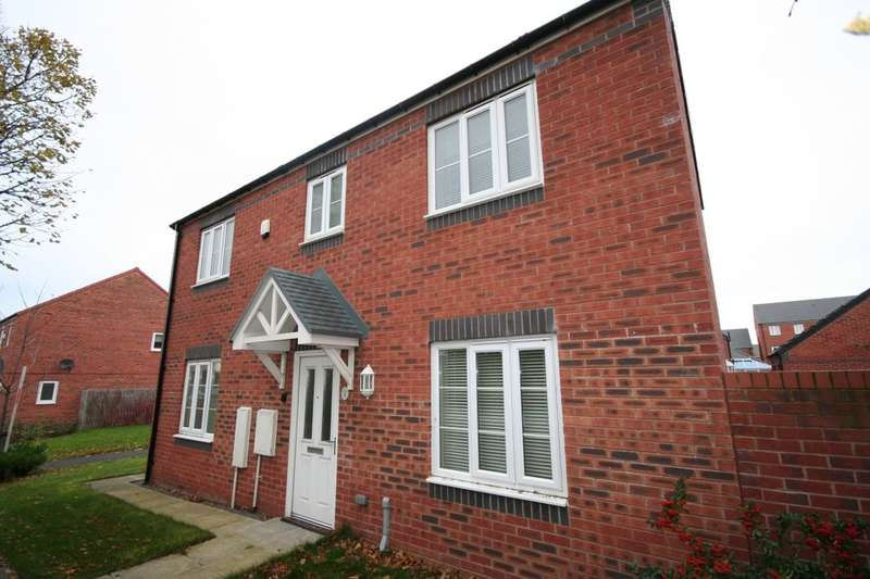 3 Bedrooms Detached House for sale in Gilkes Walk, Middlesbrough, TS4