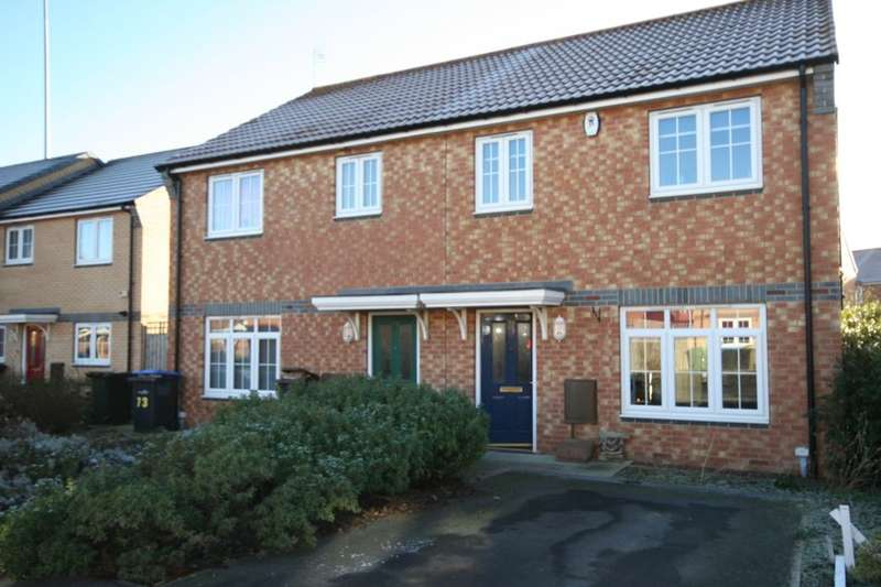 2 Bedrooms Semi Detached House for sale in Aidan Court, Middlesbrough, TS5