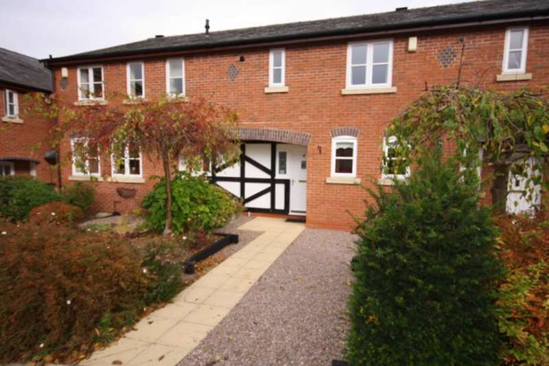 2 Bedrooms Property for sale in Village Farm, Church Minshull, Nantwich, CW5