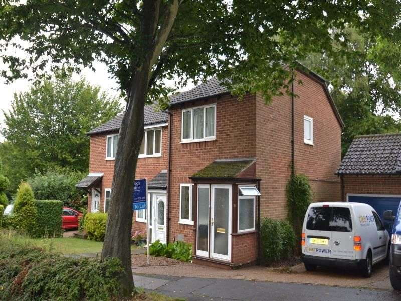 2 Bedrooms Property for rent in Spenlow Drive, Walderslade Woods, Chatham, ME5