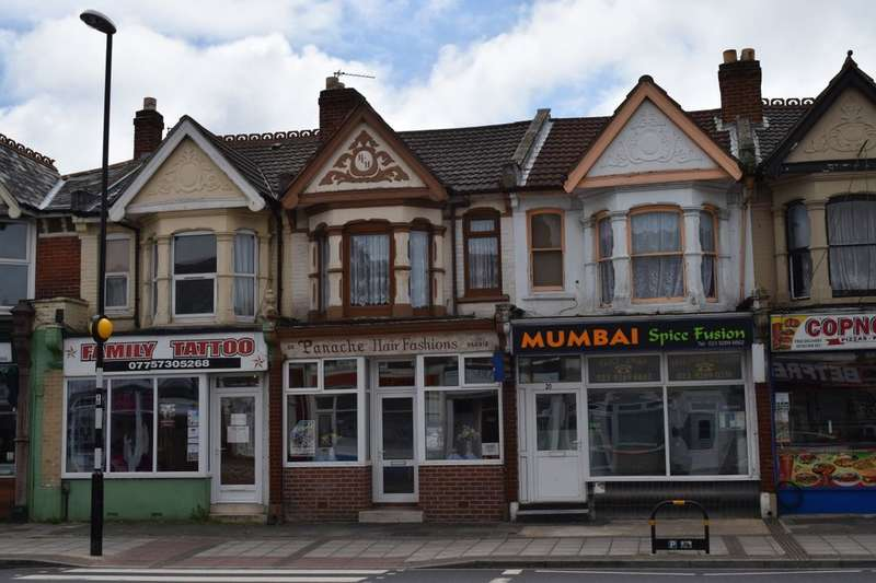 2 Bedrooms Terraced House for sale in Tangier Road, Portsmouth, PO3