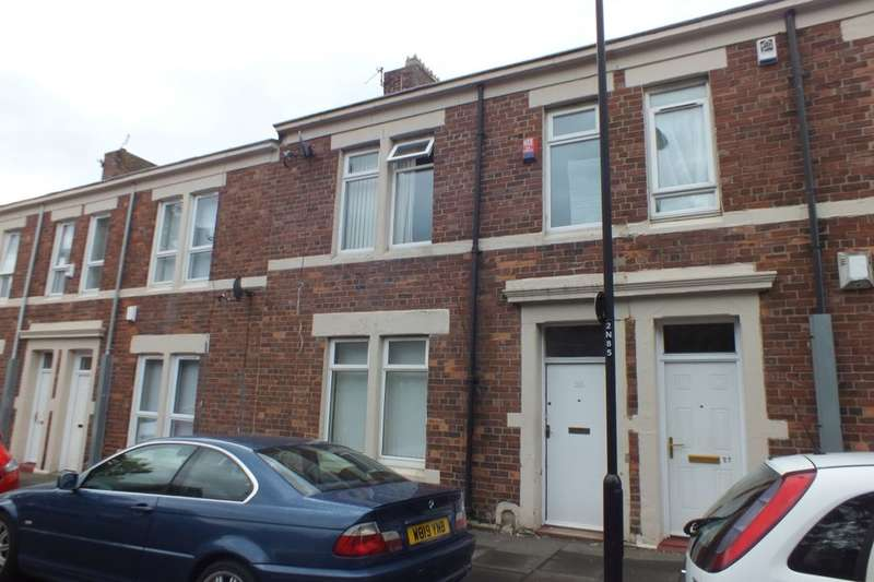 3 Bedrooms Terraced House for sale in Northcote Street, Newcastle Upon Tyne, NE4