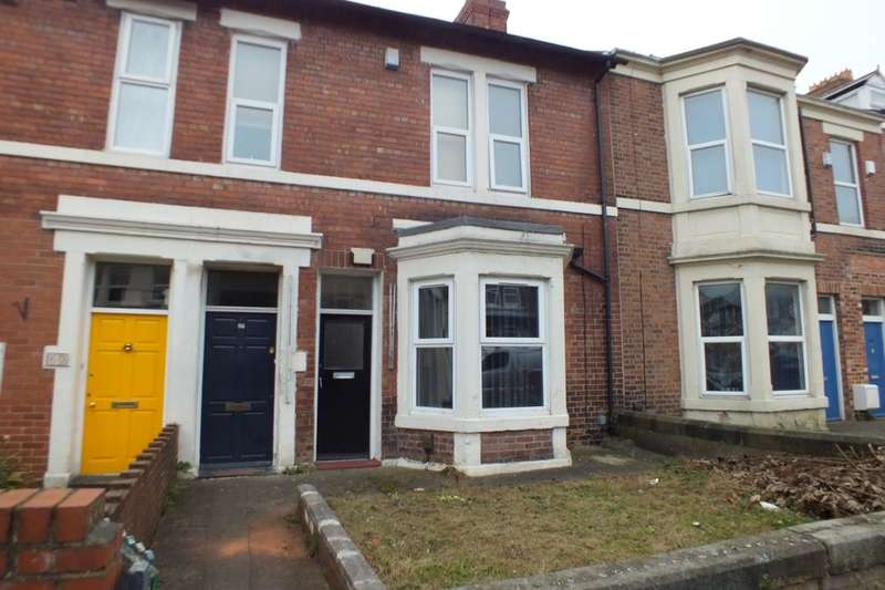 2 Bedrooms Flat for sale in Rothbury Terrace, Newcastle Upon Tyne, NE6