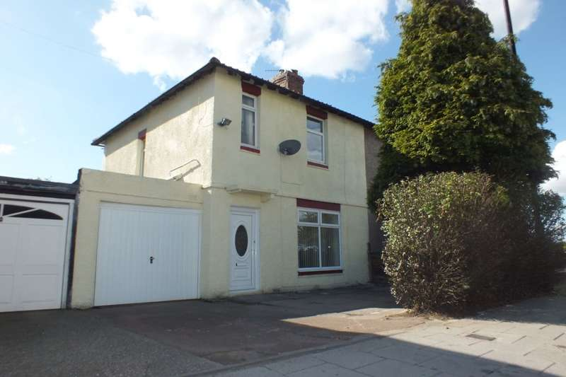 3 Bedrooms Semi Detached House for sale in Ponteland Road, Cowgate, Newcastle Upon Tyne, NE5