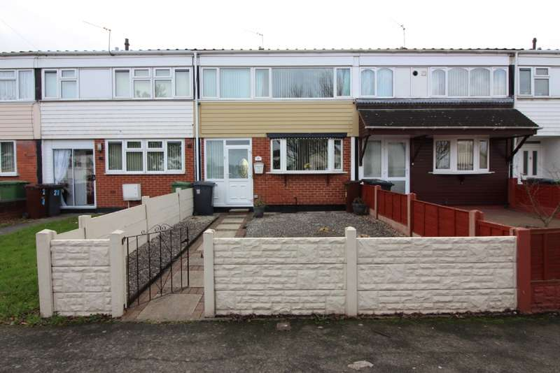 3 Bedrooms Town House for sale in Tobruk Walk, Willenhall