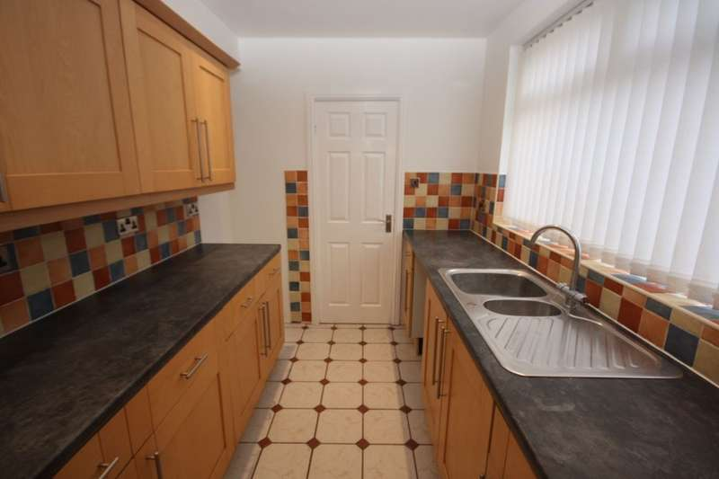 3 Bedrooms Terraced House for rent in Bolckow Street, Guisborough, TS14