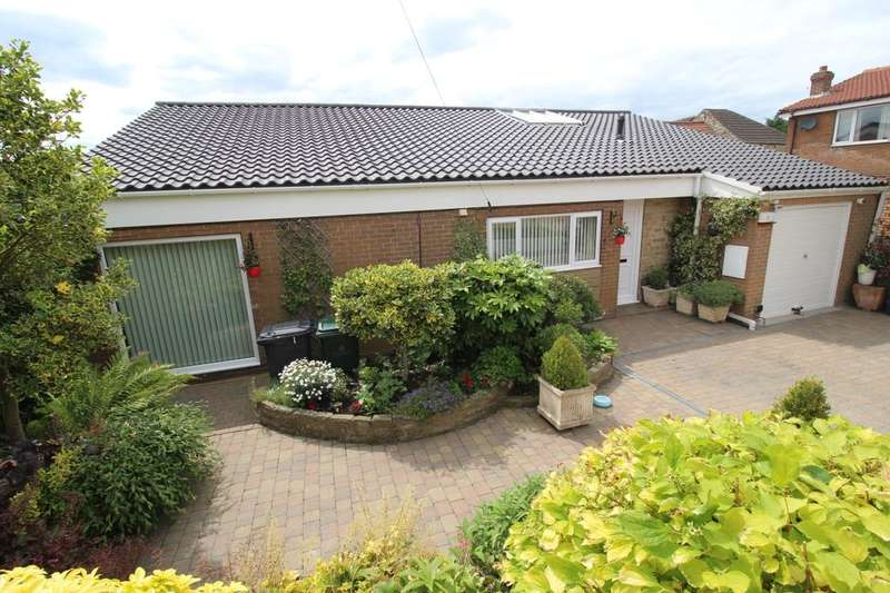 3 Bedrooms Detached Bungalow for sale in Manor Drive, Cadeby, Doncaster, DN5