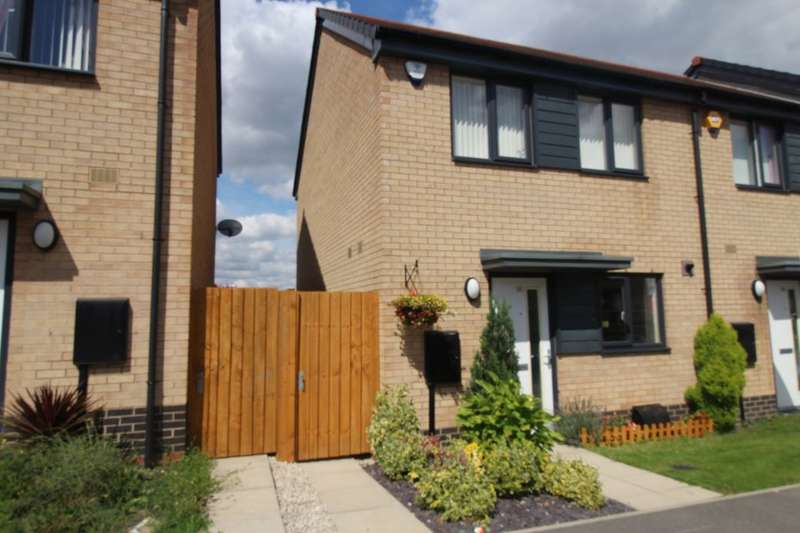 2 Bedrooms Terraced House for sale in Granby Road, Edlington, Doncaster, DN12