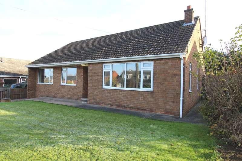 3 Bedrooms Detached Bungalow for sale in Burnham Road, Epworth, Doncaster, DN9