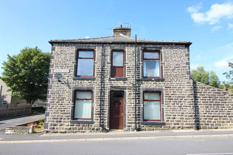 2 Bedrooms Terraced House for sale in Grange Road, Rossendale, BB4