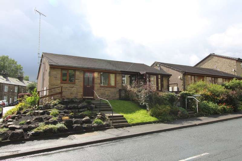 2 Bedrooms Semi Detached Bungalow for sale in Booth Road, Bacup, OL13