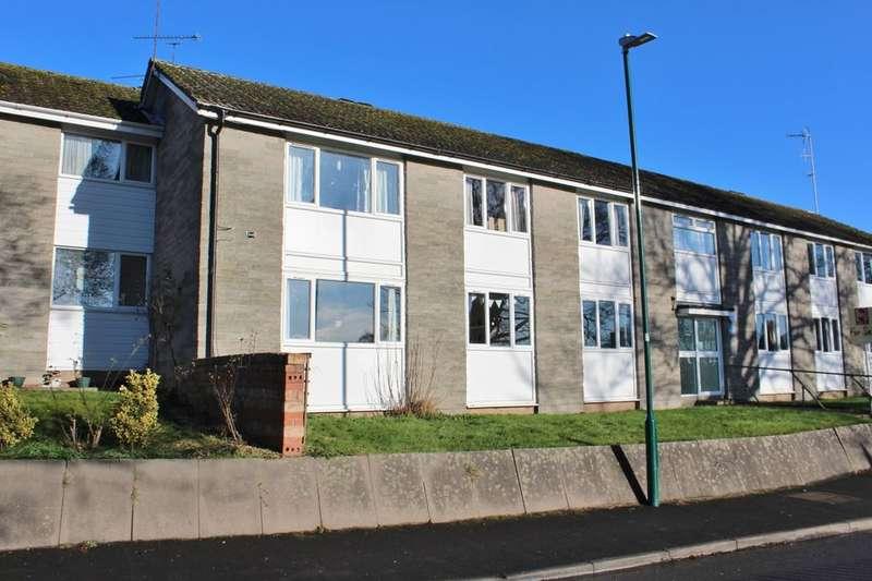 2 Bedrooms Flat for sale in Park Lane, Southam, CV47