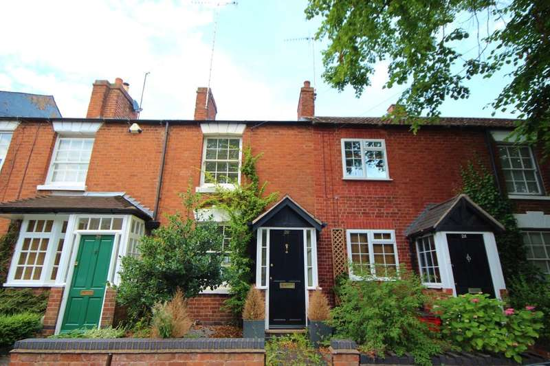 1 Bedroom Terraced House for sale in Broad Street, Warwick, CV34
