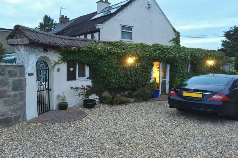 3 Bedrooms Semi Detached House for sale in High Street, Coedpoeth, Wrexham, LL11
