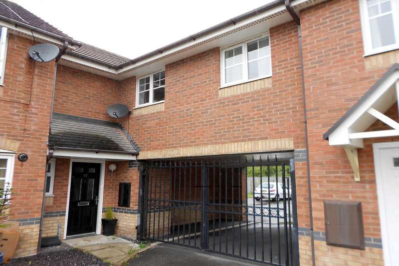 3 Bedrooms Terraced House for sale in Bloom Avenue, Brymbo, Wrexham, LL11