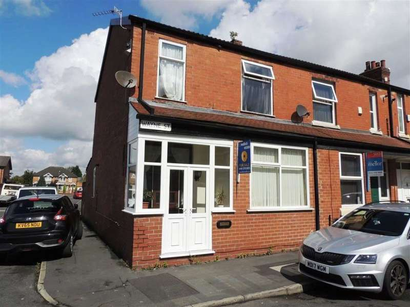 3 Bedrooms Terraced House for sale in Wayne Street, Openshaw, Manchester
