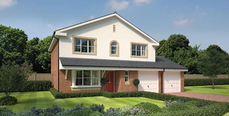 4 Bedrooms Detached House for sale in The Mayfair, Richmond Point, Queensway, Lytham St Annes